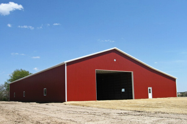 Ag Storage Barn