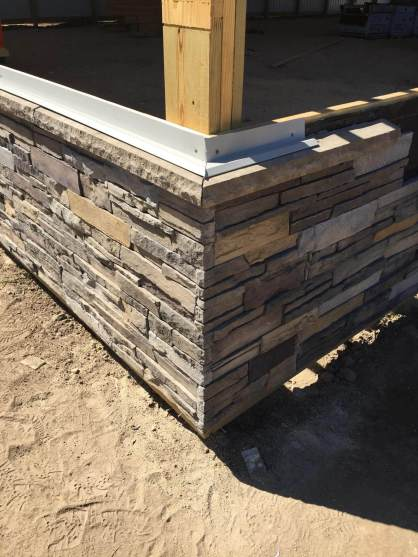 Versetta Stone - Siding Option