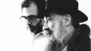 Francis Ford Coppola y Fernando Birri
