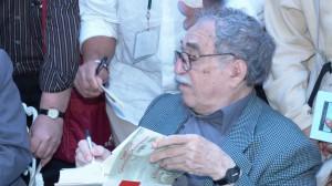 Gabo en la fundación