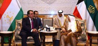 Рахмон меняет внешнеэкономические ориентиры на Азию и Арабские страны