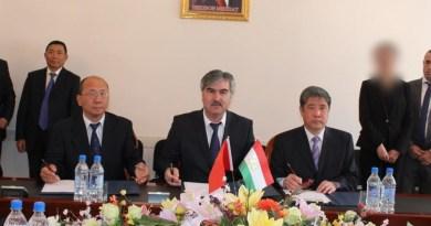 Правительство Таджикистана отдало китайцам очередное месторождение золота