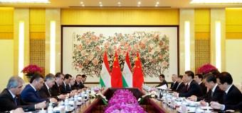 Новая передача Китаю таджикской территории
