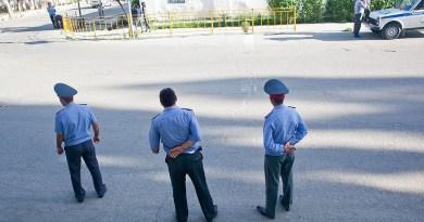 """Рейды по домам в Душанбе: ищут """"экстремистов"""""""