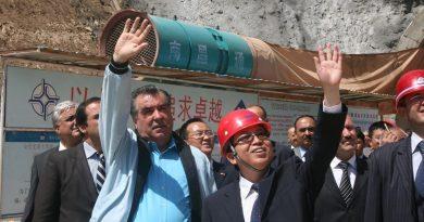 Таджикистан выделил дополнительную квоту для китайцев