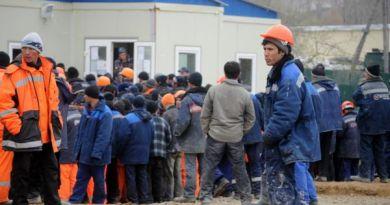 Россия: Минтруд предлагает ограничить число трудовых мигрантов