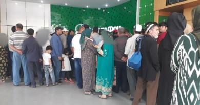 В Таджикистане цена сим-карты вырастет до 250 сомони