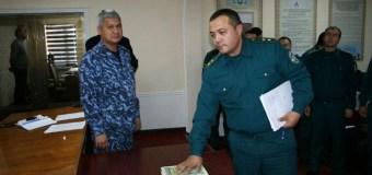 Узбекские милиционеры дали клятву на Коране