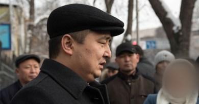 В Казахстане активист арестован за критику Китая