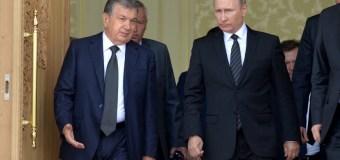 В Узбекистане усиливается российское влияние?
