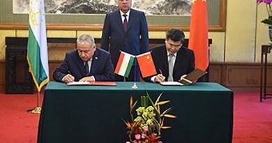 Таджикский министр призвал китайцев увеличить добычу золота в стране