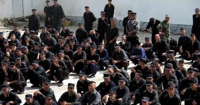 Таджикистан: снова резня в колонии, теперь в Вахдате