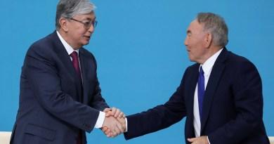 полномочия Назарбаева расширены