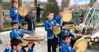 В Таджикистане возрождают очередной зороастрийский праздник