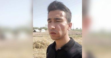 В Таджикистане вновь напали на журналиста