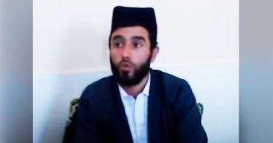 Таджикистан: родственники муфтия осуждены за причастность к «Ихван аль-Муслимин»
