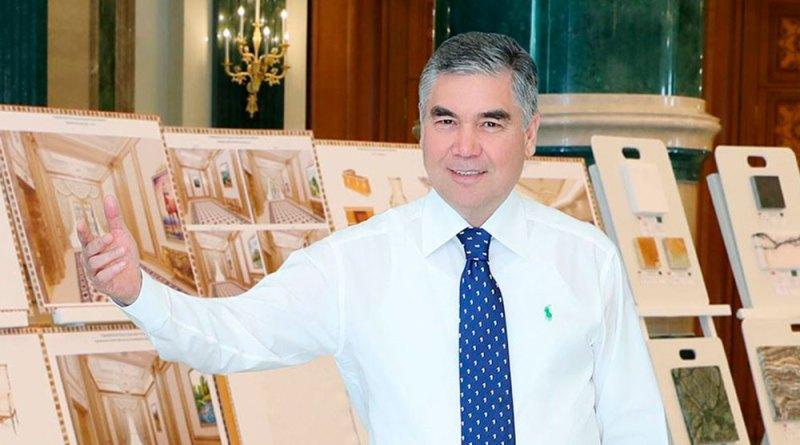 Туркменистан: покупать книги президента обязательно