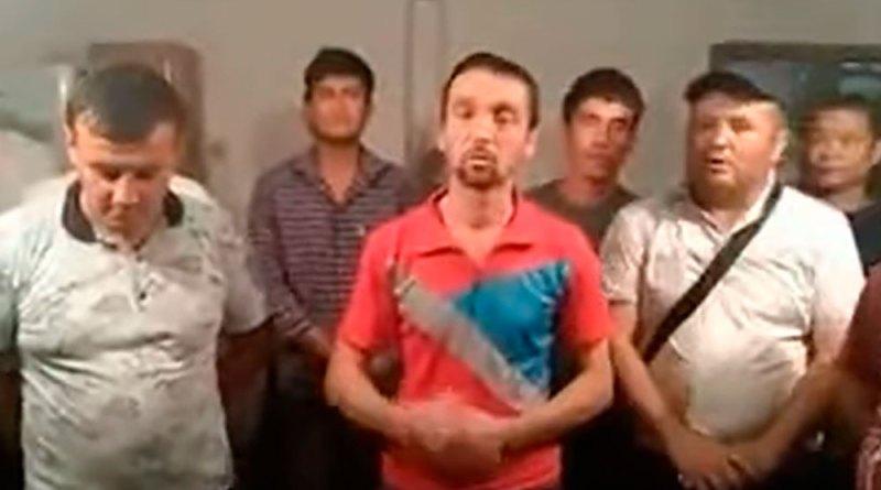 Абхазия: узбеки вынуждены жить на улице