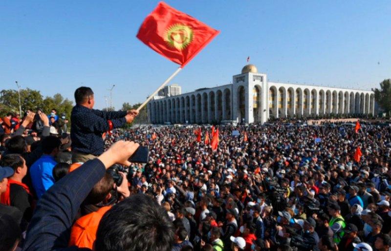 Лидеры стран Центральной Азии обеспокоены событиями в Кыргызстане