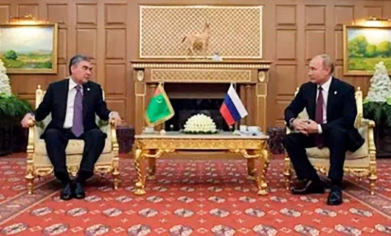 Москва наращивает военно-политическое влияние в Туркменистане