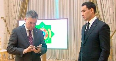 Туркменистан: сын президента стал вторым человеком в стране