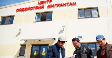 Узбекские власти призвали мигрантов не ходить на акции протеста в России