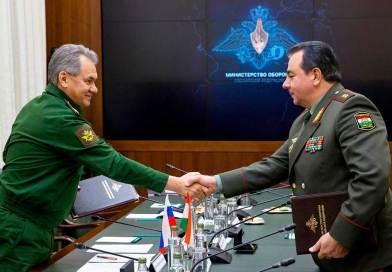 Россия усиливает военное присутствия в Таджикистане