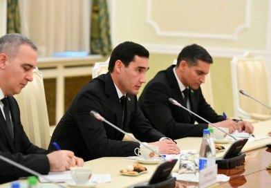 Туркменистан: очередное назначение сына президента
