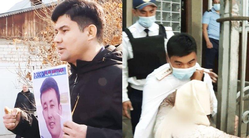 Казахстан: 15 суток за пикет перед консульством Китая