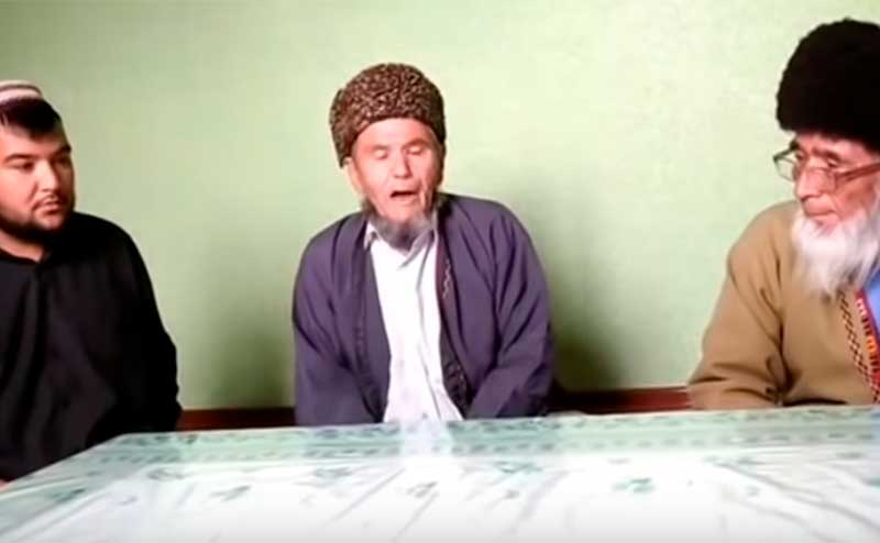 Рейды в Туркменистане