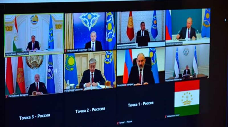 Россия добивается присоединения Узбекистана к ОДКБ
