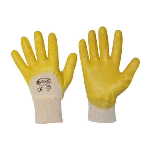 Guanti in cotone spalmato nbr 0158PLUS