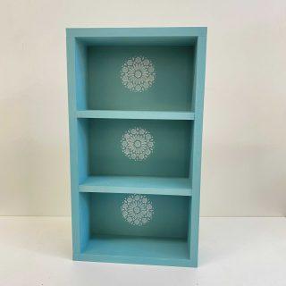 Scaffalino pensile Turquoise