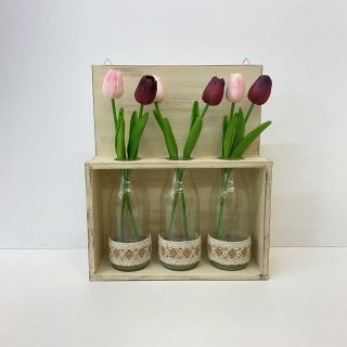 Mobiletto Tulipes