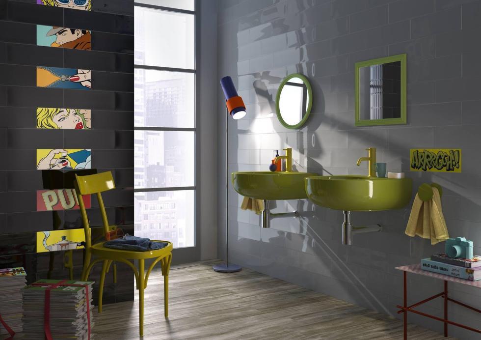 Per rinnovare il bagno occorre individuare uno stile