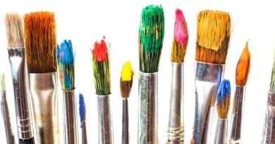 come pulire i pennelli dopo la verniciatura