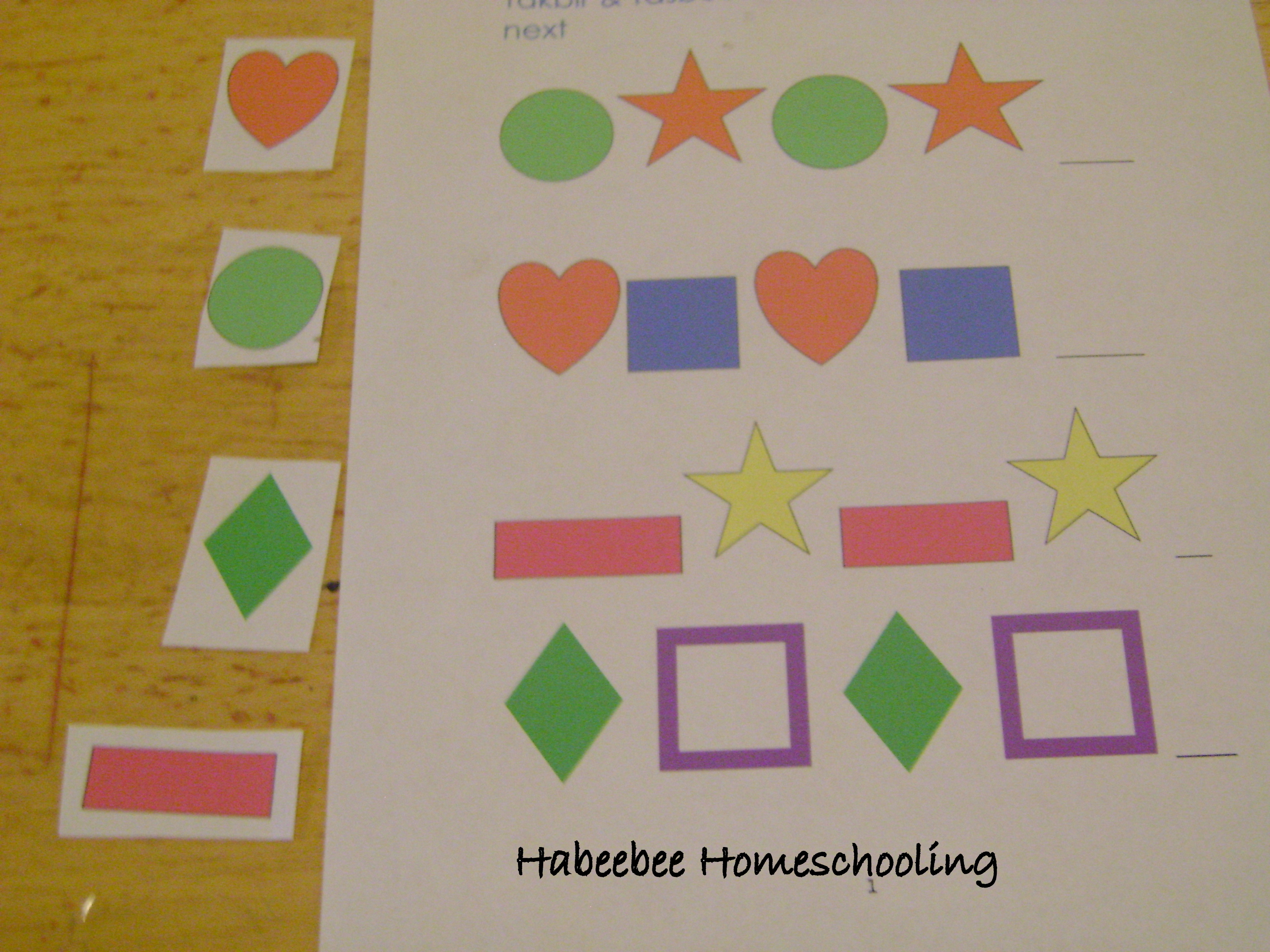 Habeebee Homeschooling