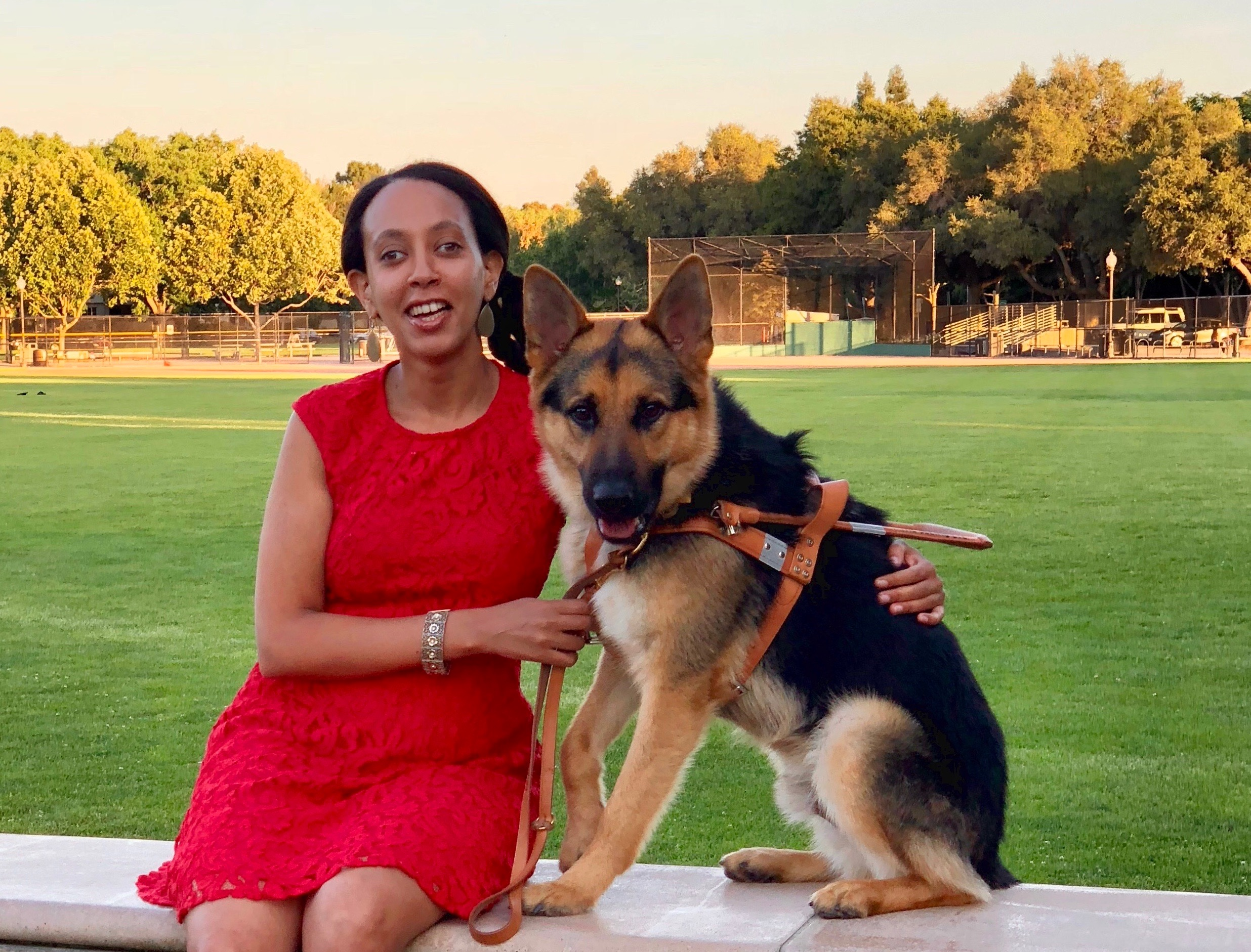 Haben Girma Disability Rights Lawyer Author Speaker
