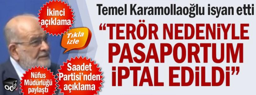 """Temel Karamollaoğlu'ndan Süleyman Soylu'ya sert tepki: """"Hadi oradan be"""""""