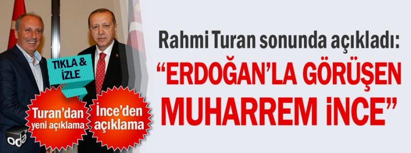 Rahmi Turan'ın kaynağı kim