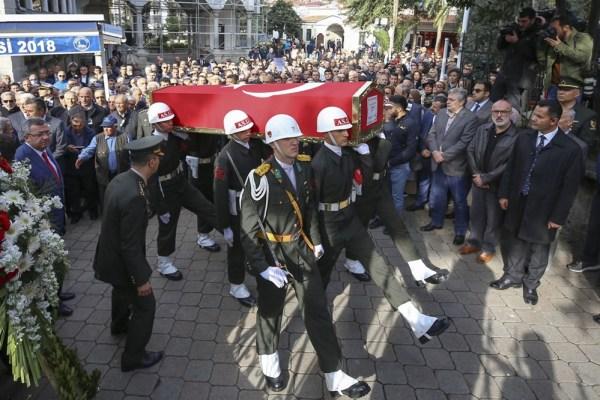 Yaşar Büyükanıt'ın cenazesine kimler katıldı