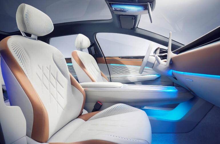 Volkswagen'in ID. model ailesinin en son üyesi: ID. SPACE VIZZION