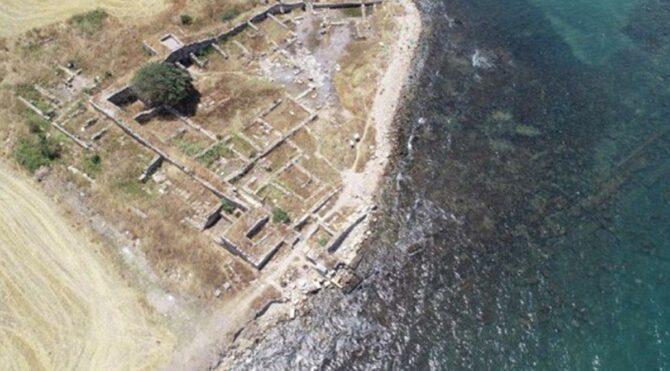 Liman yapımı için 3 bin yıllık kent yok edilecek