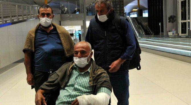 Somali'deki saldırıda yaralanan Türkler dehşeti anlattı
