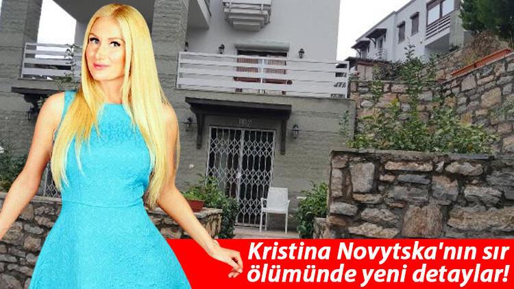 Ukraynalı Kristina Novytska'nın sır ölümünde yeni detaylar! Son mesajları ortaya çıktı: Erkek arkadaşına bunları yazmış