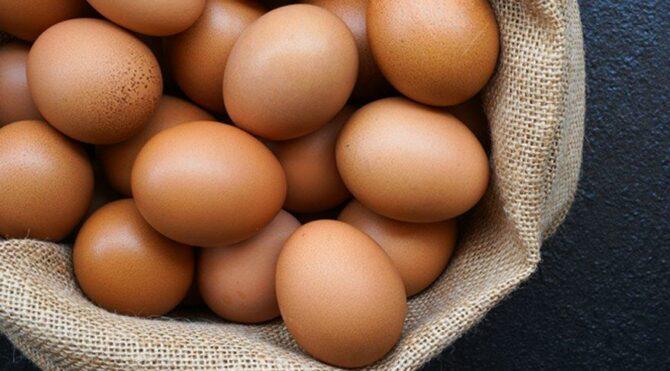 Zam cebe girmeden 70 yumurta gitti