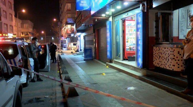 İstanbul'da silahlı saldırı! Kurşun yağdırdı