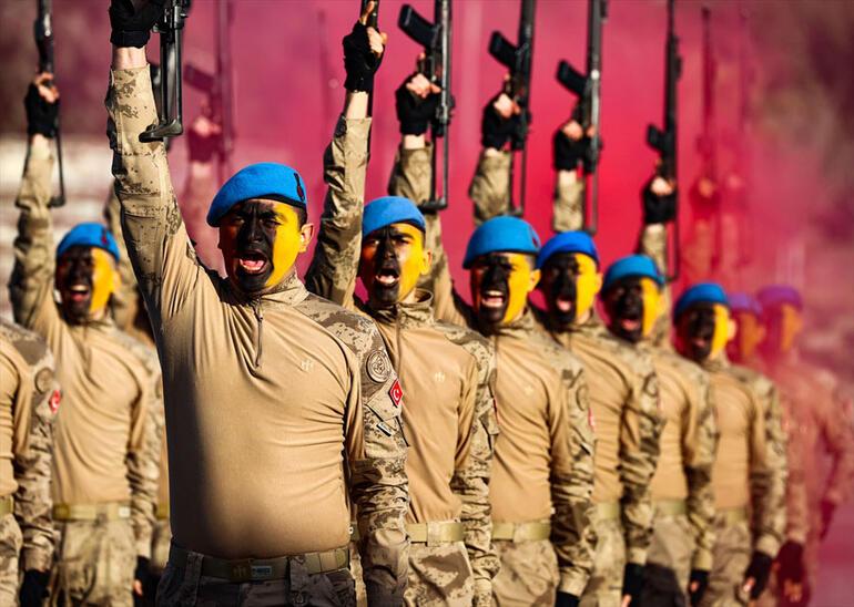 Jandarma Genel Komutanı Orgeneral Çetinden flaş sözler Bu kış PKKnın son kışı olacak
