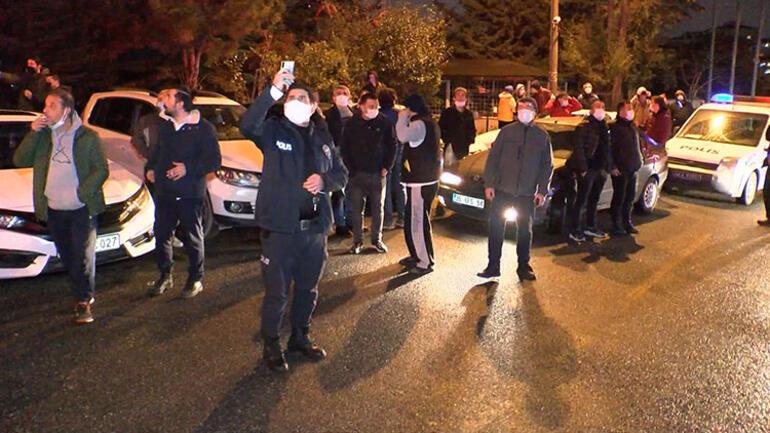 Ataşehir'de korkunç olay Koli bandıyla bağladı, yanan evde bırakıp kaçtı