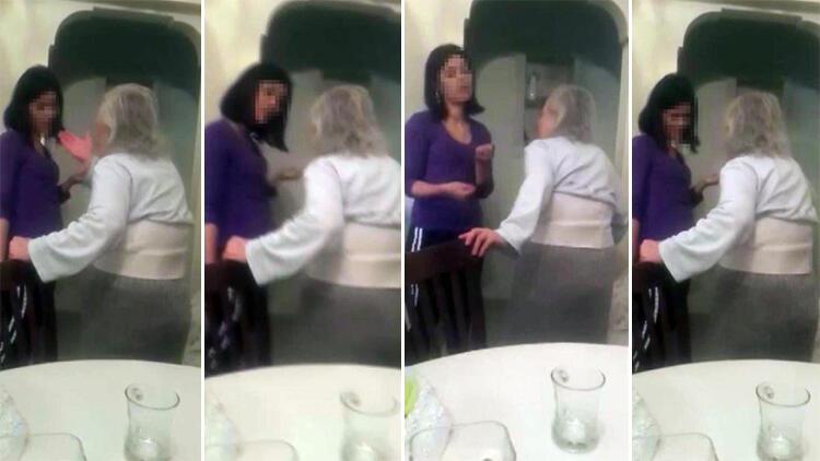 Yaşlı kadına dehşeti yaşatmıştı! O bakıcı hakkında flaş karar...